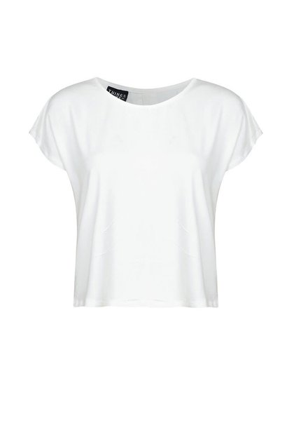 Shirt Noa back knot White