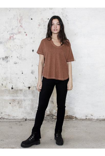T-shirt Wannie blush