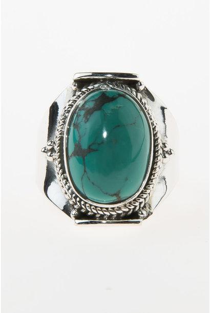 Ring blue ocean