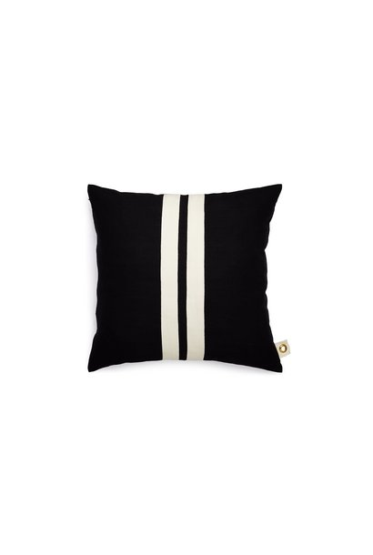 Kussenhoes The pillow cover black
