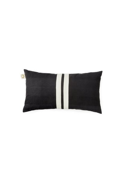 Kussenhoes The pillow cover black long