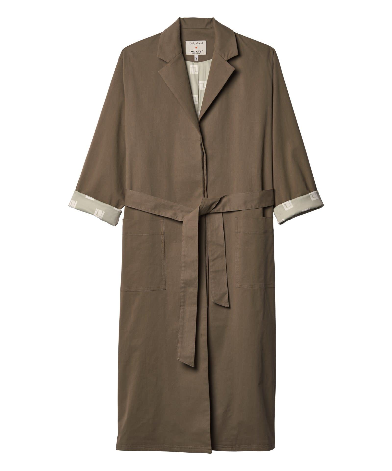 Jas No2 Trench Coat Emily Marant-1