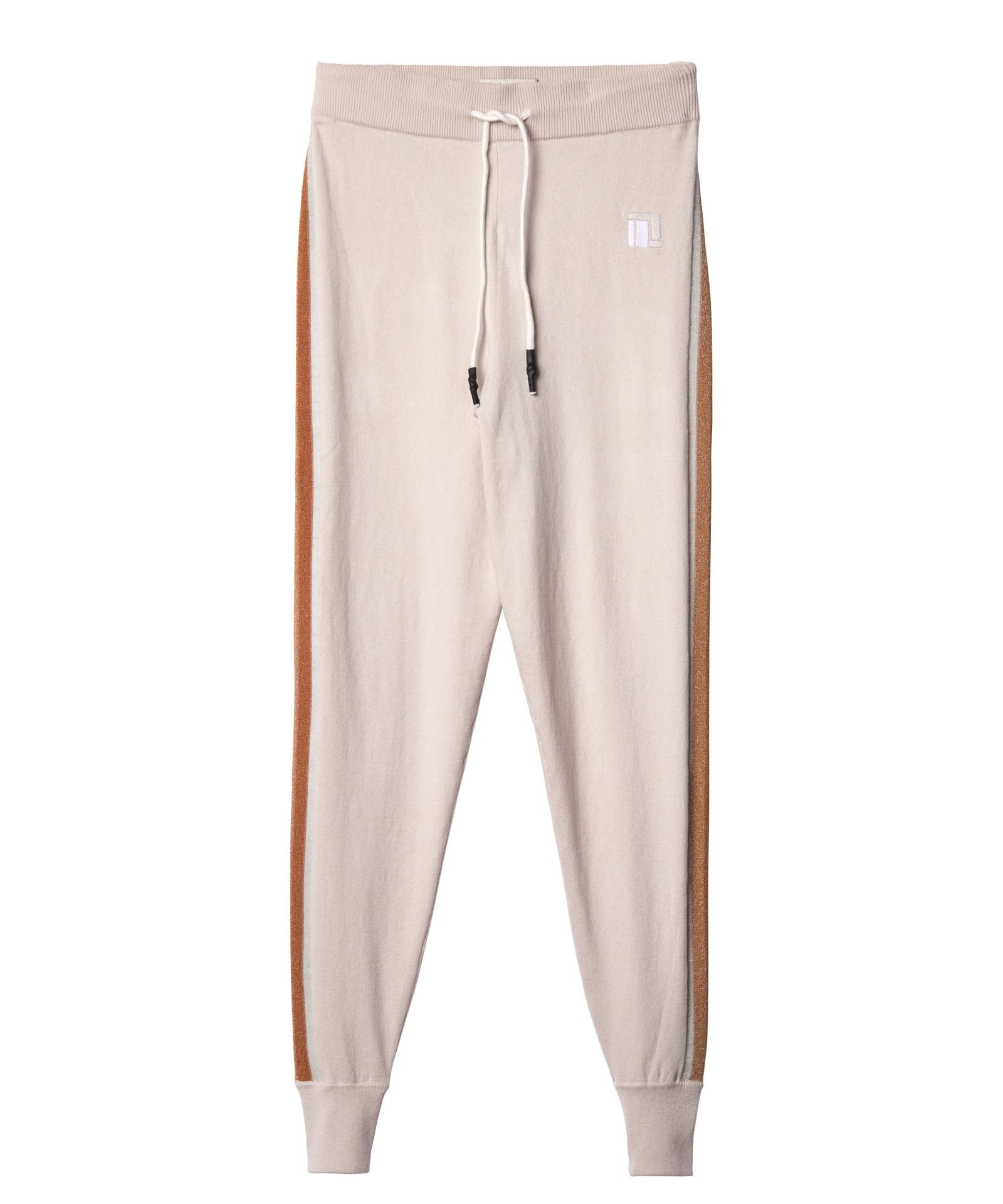Broek No10 Knitted Jogger Emily Marant-1