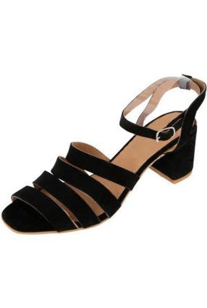 Sandaal Paulette zwart