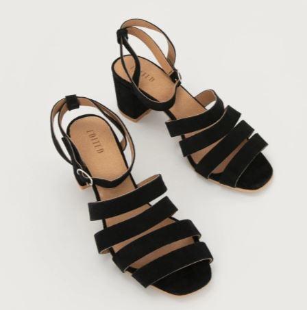 Sandaal Paulette zwart-2