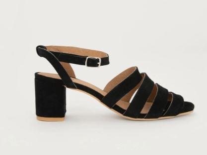 Sandaal Paulette zwart-3