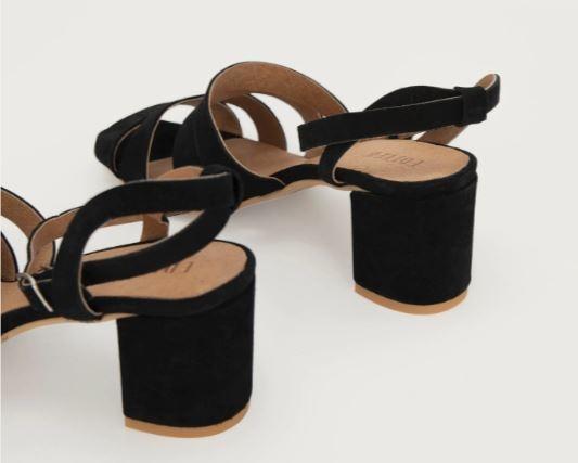 Sandaal Paulette zwart-4