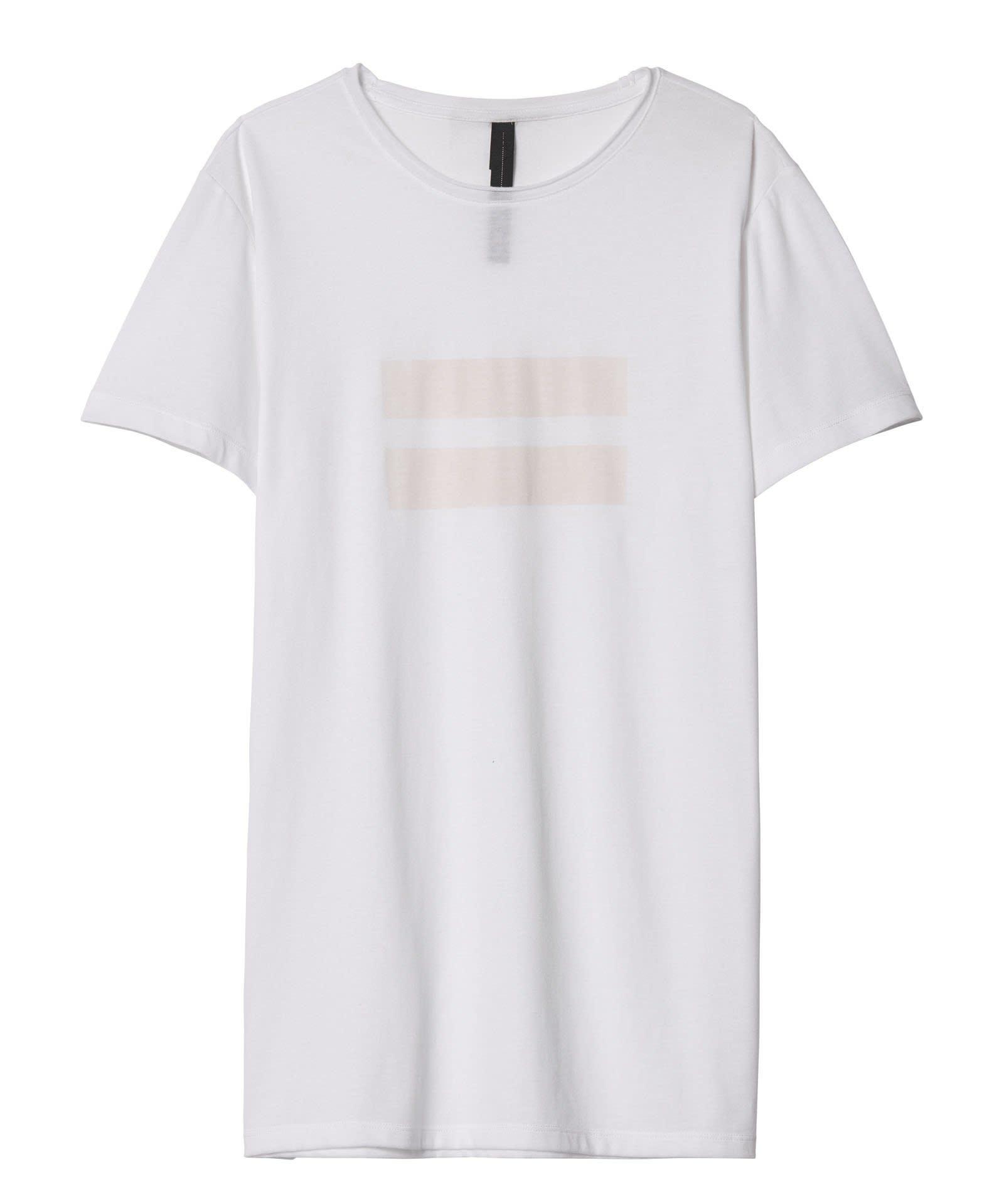 T-shirt tee two stripes-1