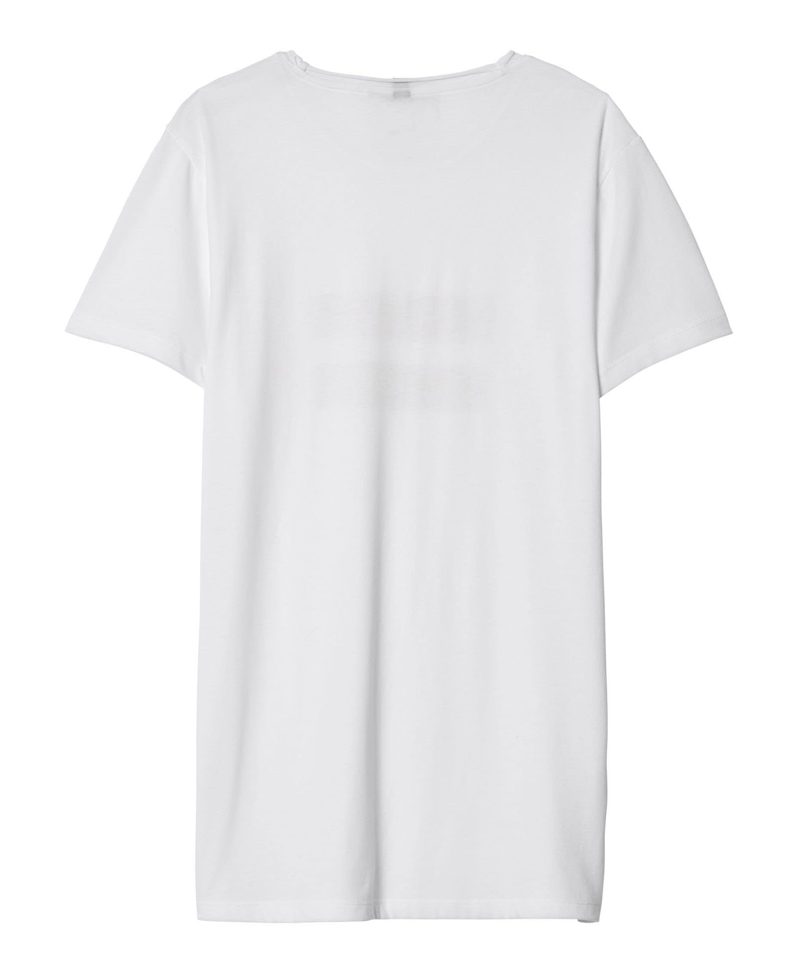 T-shirt tee two stripes-3
