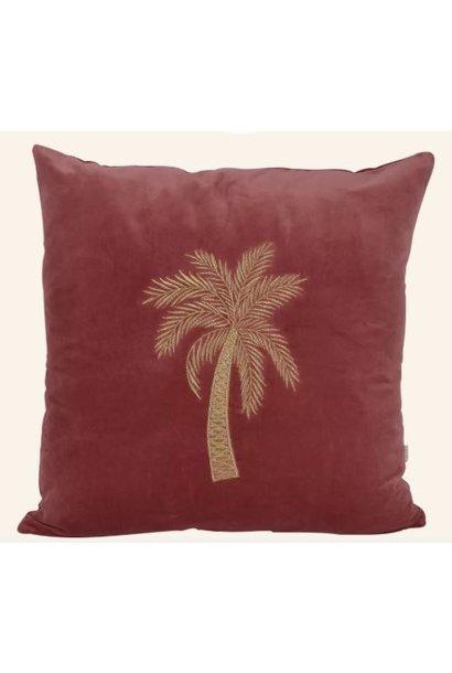 Kussen Velvet cover pink