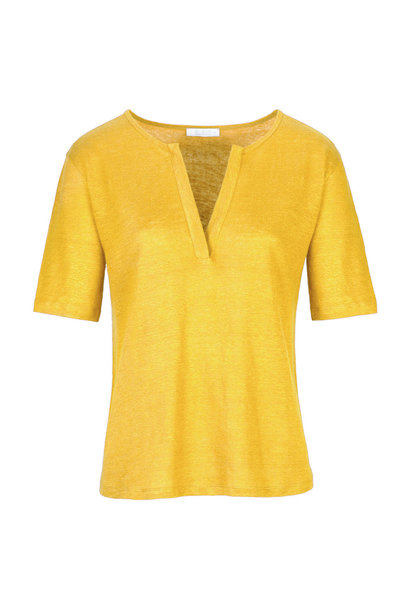 Shirt Loisa mustard
