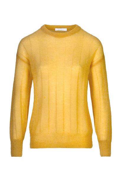 Trui Gusto mustard