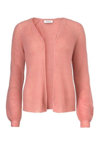 Vest Omarion dusty pink