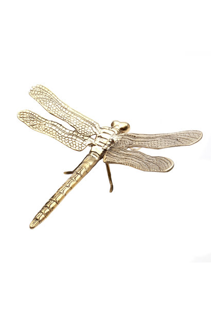 Object The Dragonfly Gold L