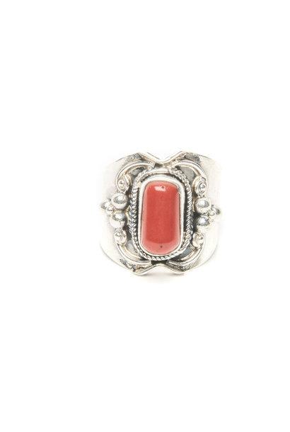 Ring Queen terra Silver