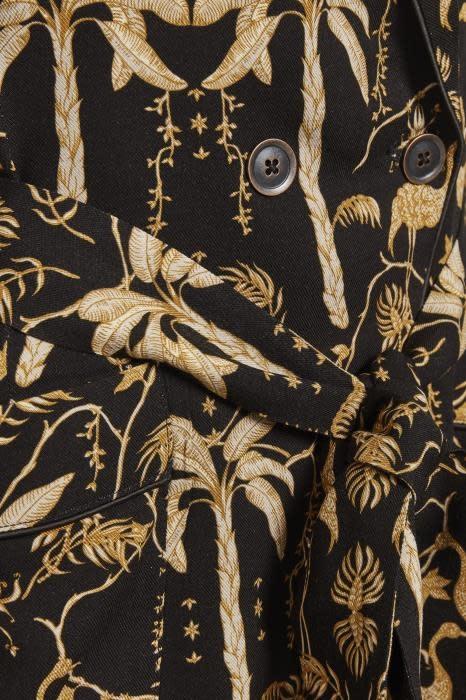 Blazer Palm Jacket-2