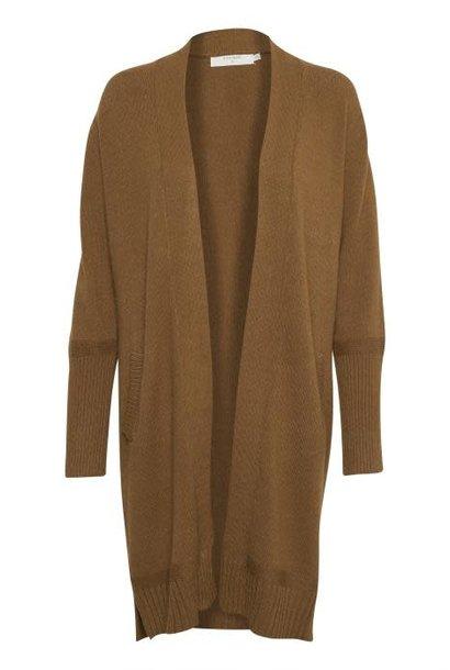 Vest Amandine knit Bronzed
