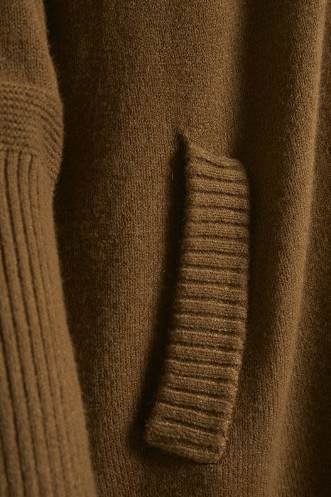 Vest Amandine knit Bronzed-2
