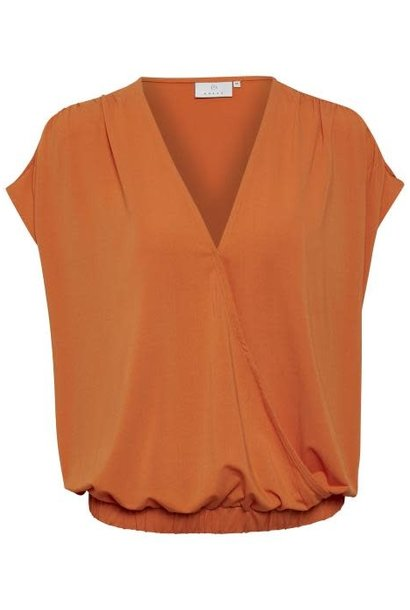 Blouse Kamolly orange