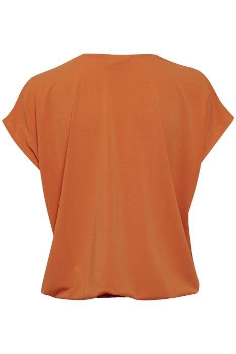 Blouse Kamolly orange-3