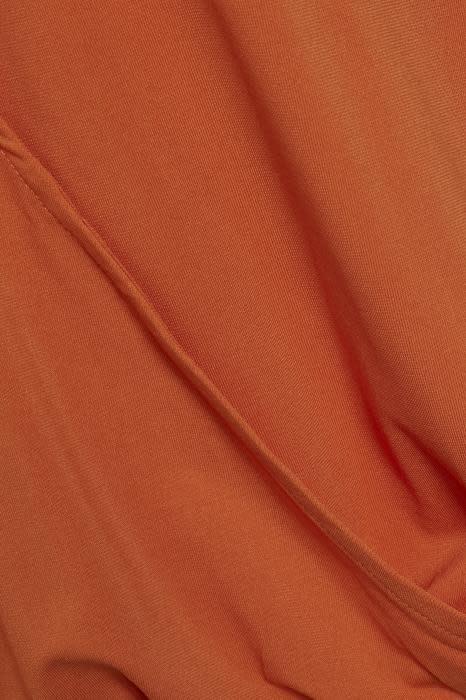 Blouse Kamolly orange-2