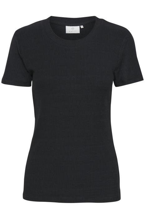 T-shirt Kalia Oneck black-1
