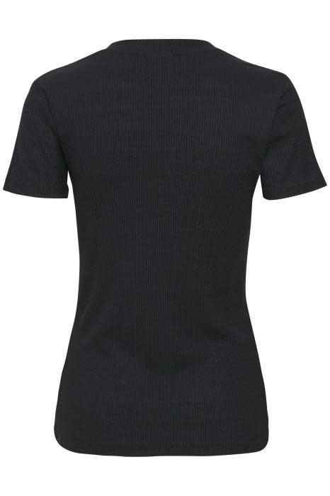 T-shirt Kalia Oneck black-3