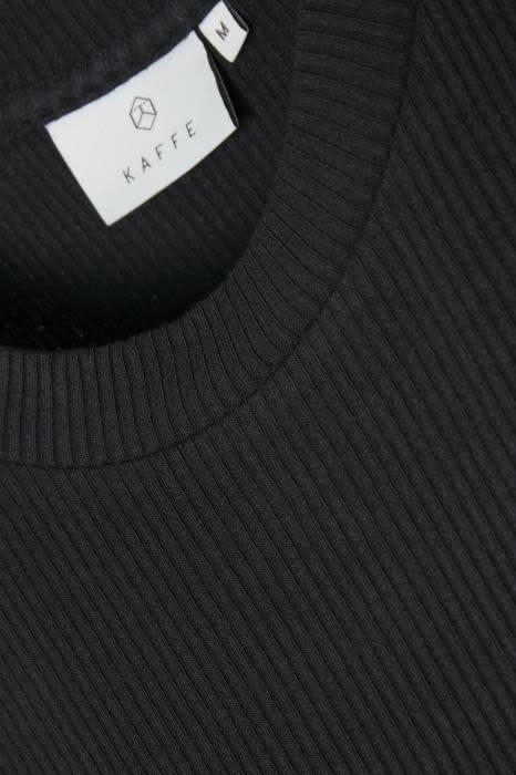 T-shirt Kalia Oneck black-2