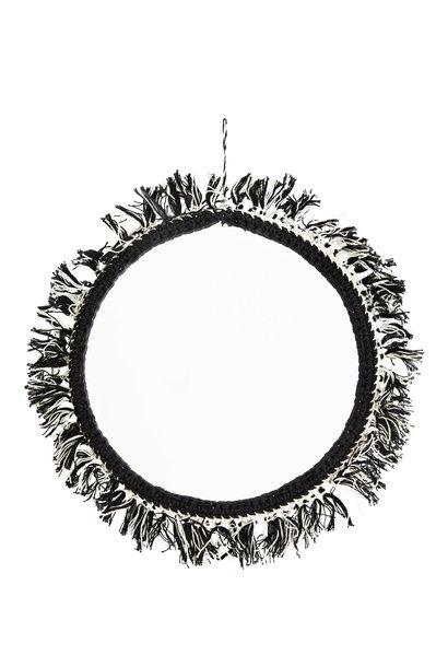 Spiegel cotton fringes 25 cm