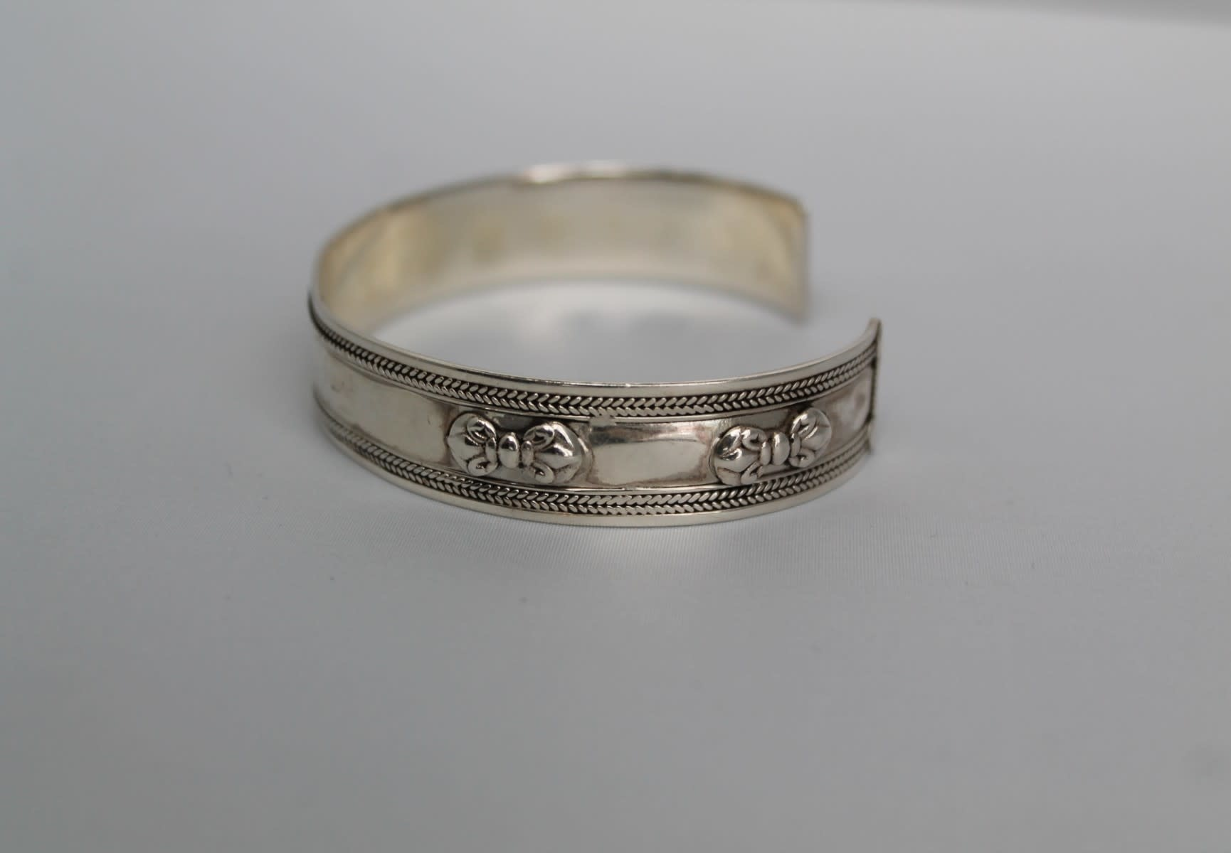 Armband Faye sylver-1