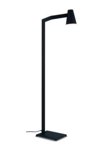 Staande lamp Biarritz zwart ijzer small