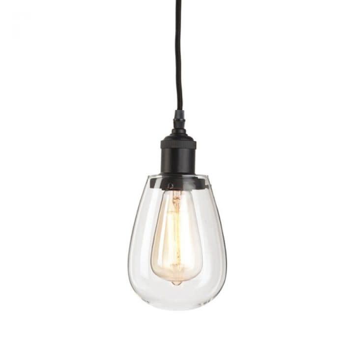 Hanglamp glas druppel Prague-1