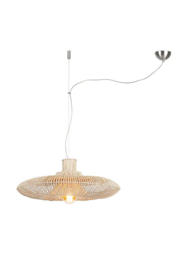 Hanglamp Kalahari Shade wicker L