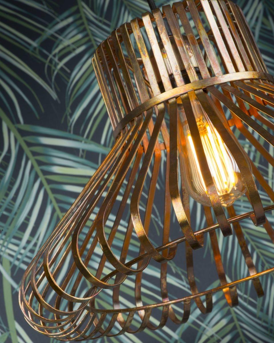 Hanglamp Meknes koper L-3