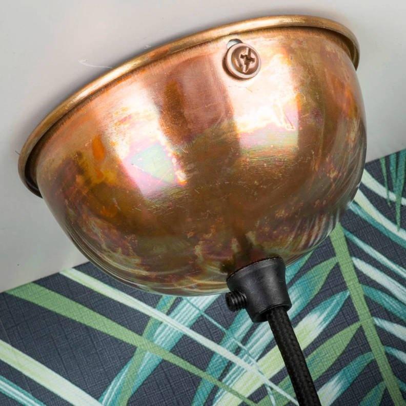 Hanglamp Meknes koper L-4