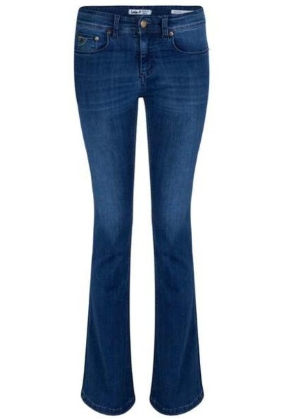 Jeans Melrose Leia Teal