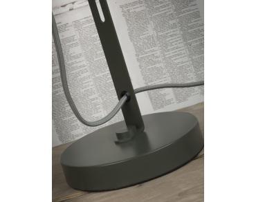 Tafellamp Seattle ijzer grijs-4
