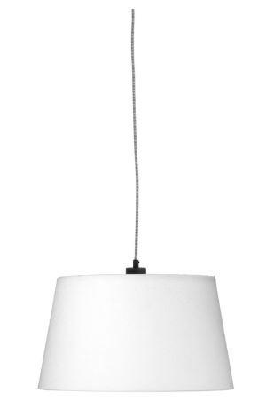 Hanglamp Oslo smokey grey 372647-1