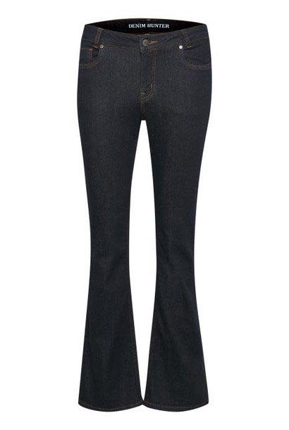 Jeans Tenna bootcut custom Blue