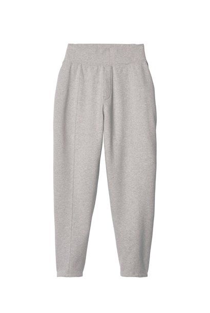Broek jogger light grey