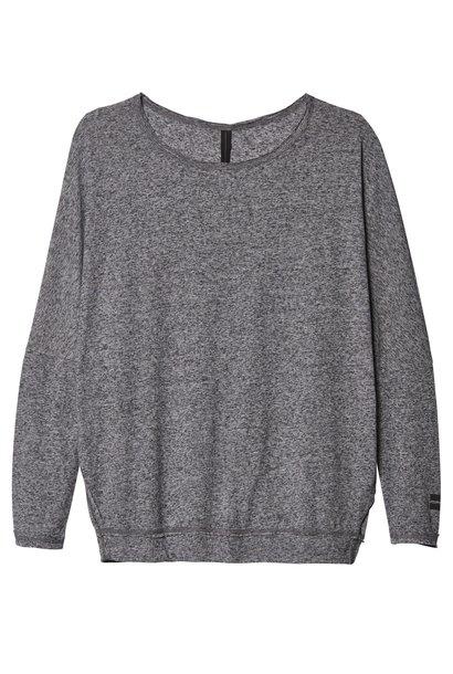 Shirt loose tee Grey