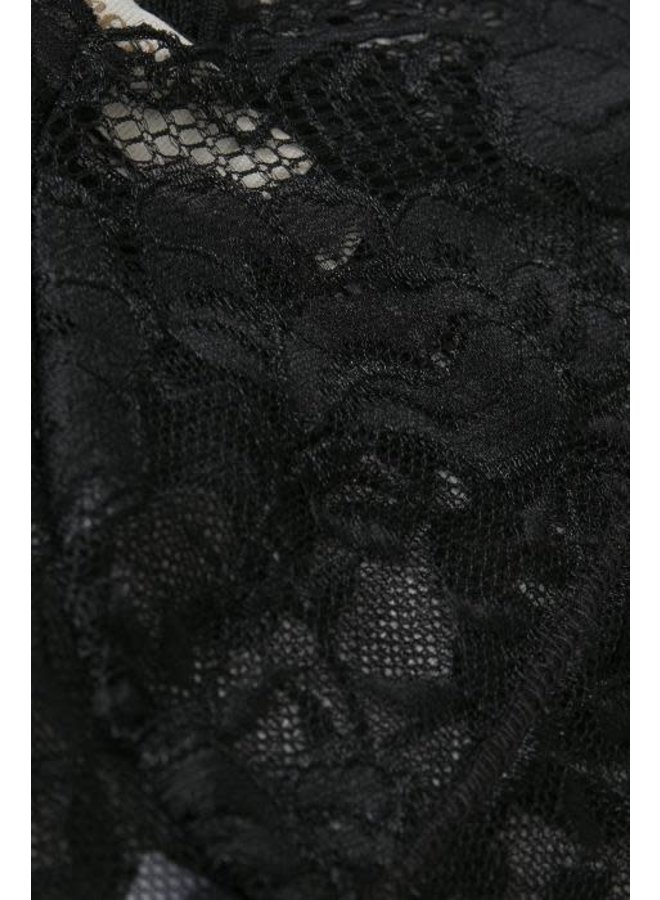 Bralette Glaze Black NOOS