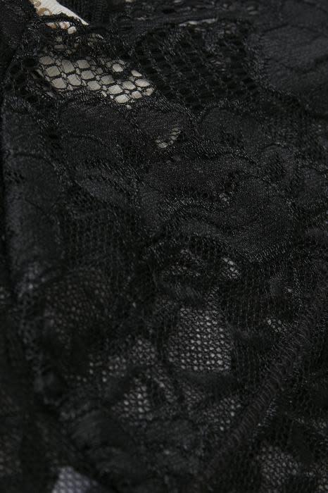 Bralette Glaze Black-2