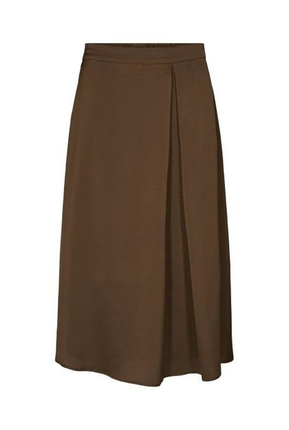 Rok KAthea midi Brown