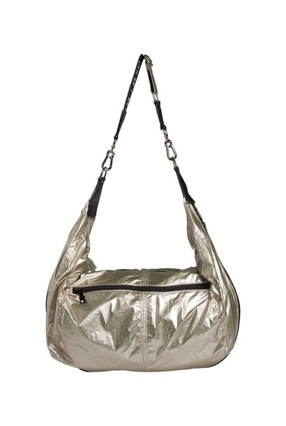 Tas cross body small metallic