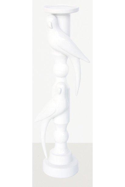 Kaarsenstandaard Annes bird Ø 11x40cm