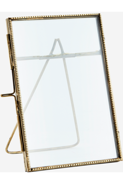 Fotolijst  standing frame 13x18cm Gold