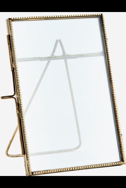 Fotolijst standing frame 10x15cm Gold