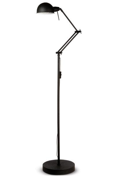 Vloerlamp Glasgow/F/B zwart