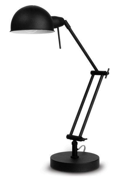 Tafellamp Glasgow ijzer zwart